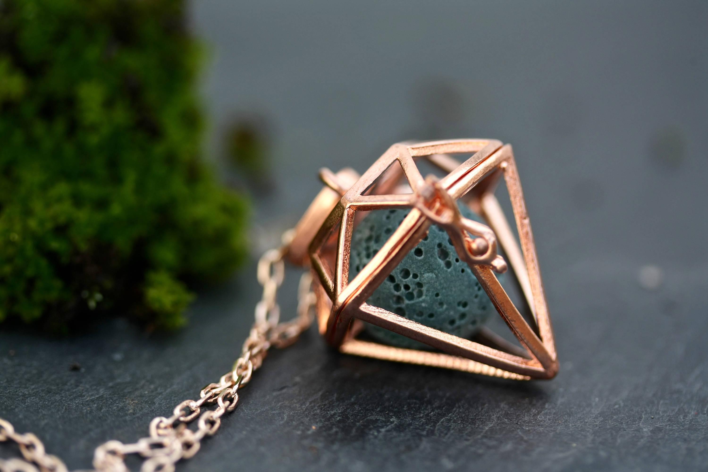 KerrieBerrieBrighton Diffuser Necklace