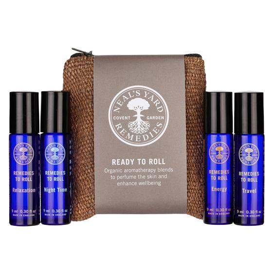 Neal's Yard Aromatheraphy